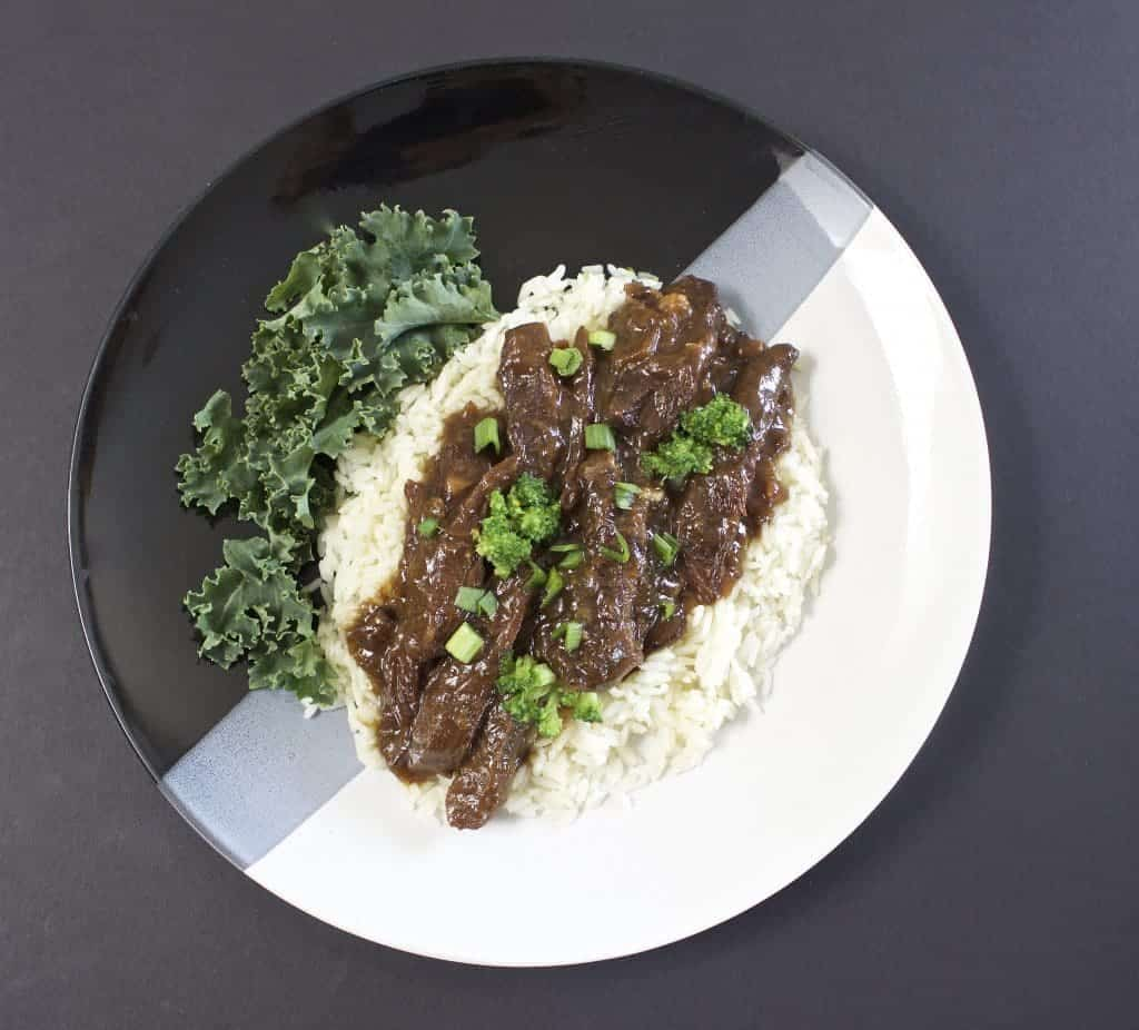 Crock Pot Asian Broccoli Beef