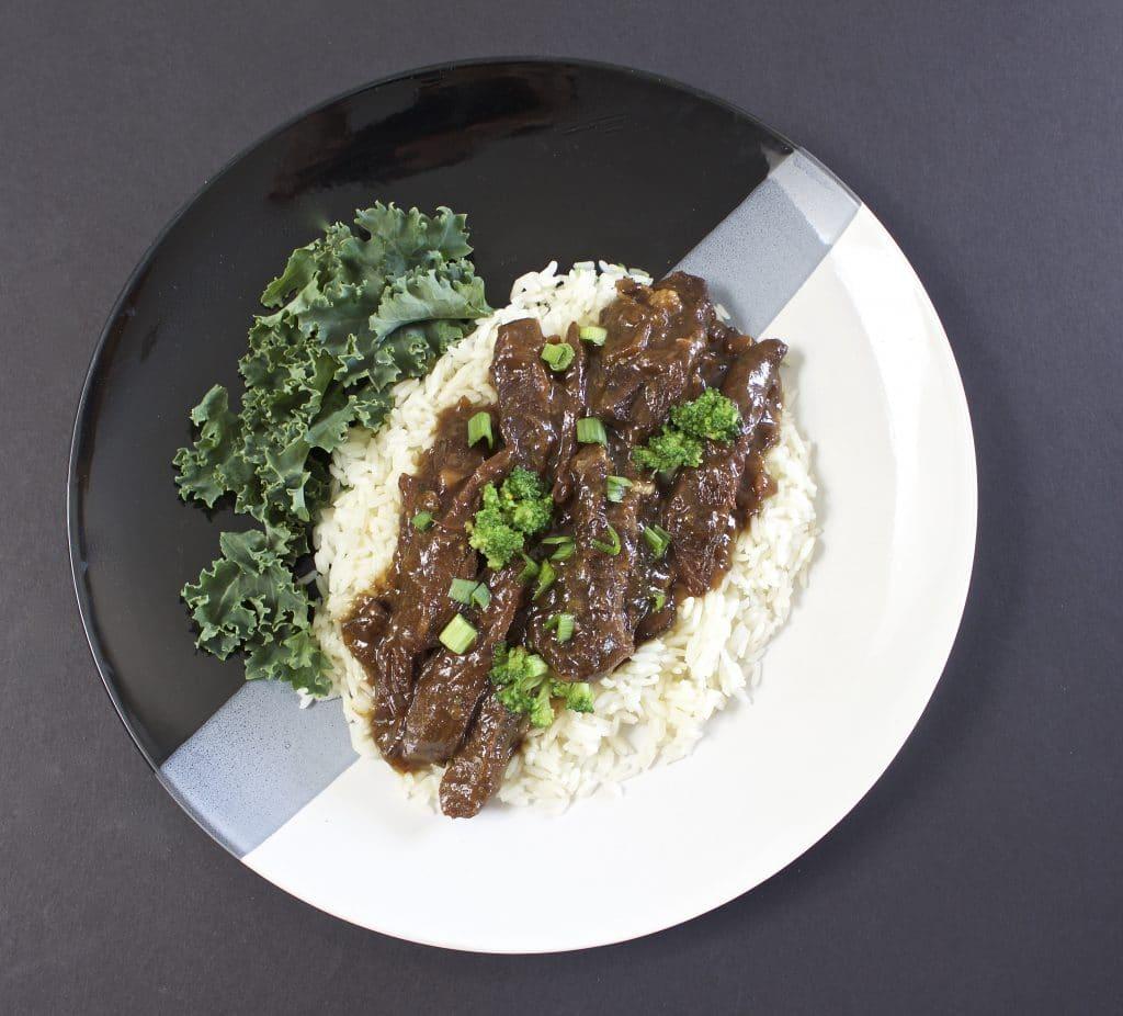 Crock Pot Asian Broccoli Beef
