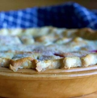 Coconut Oil Pie Crust