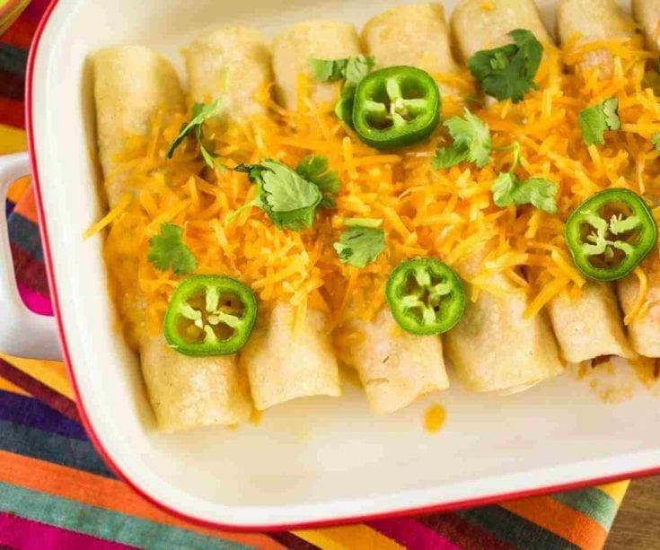 Enchilada Casserole 1 Scaled