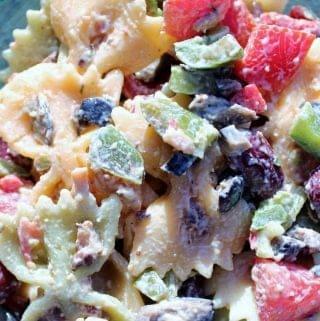 Greenhouse Pasta Salad