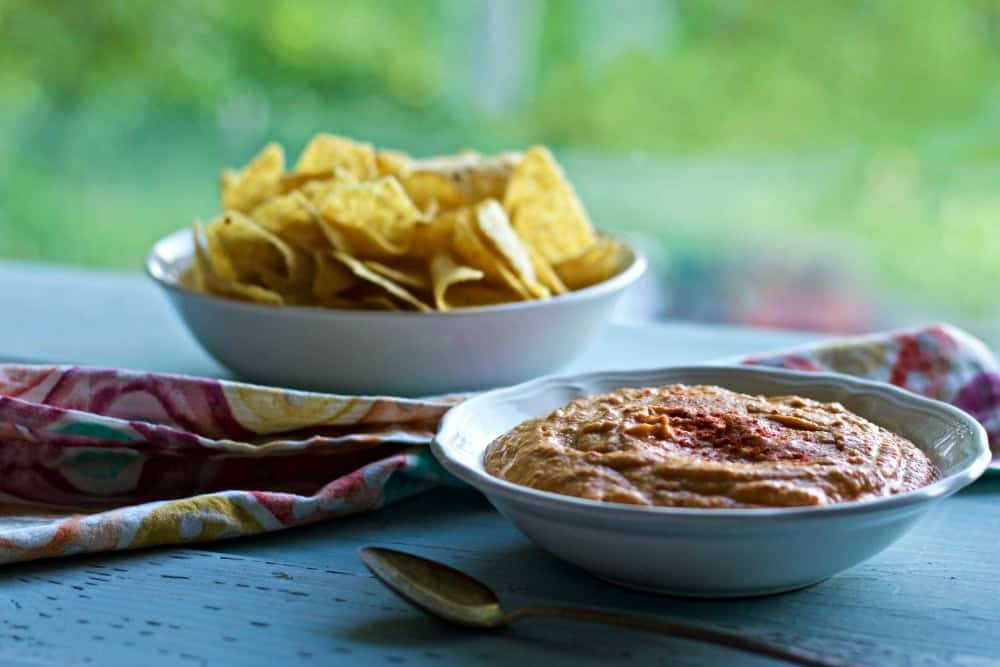 Spicy Hummus Dip