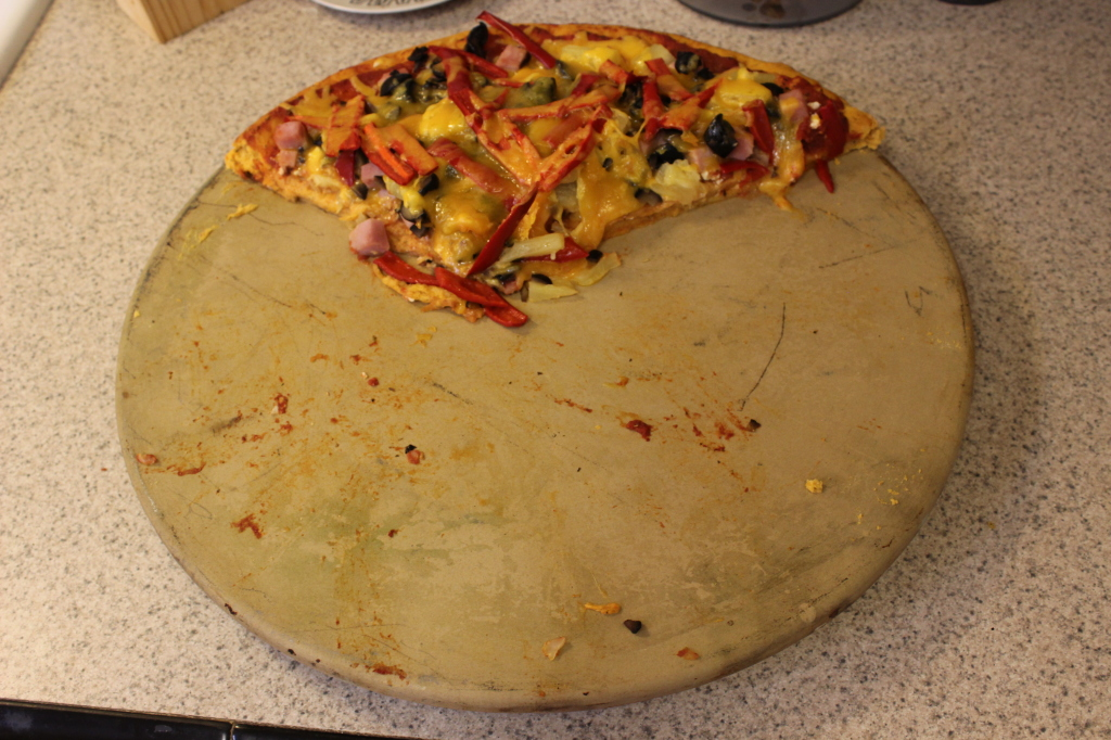 Italian Herb Pizza Crust