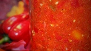 Fresh Tomato Salsa to Can Recipe and Tips