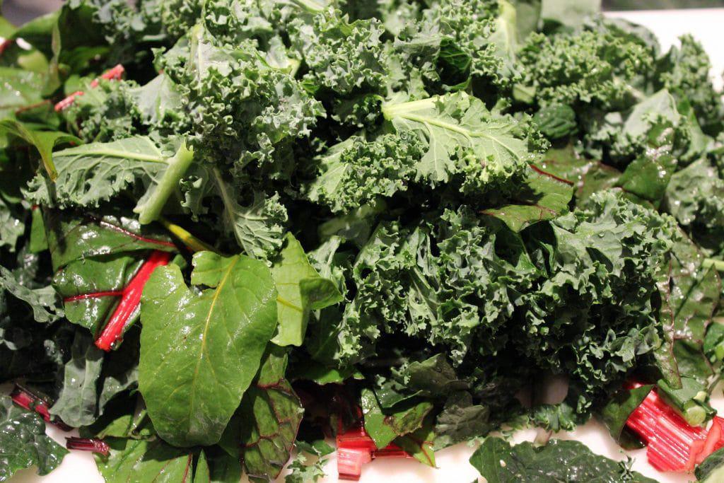 Garden Greens Ready To Make Garden Fresh Green Juice
