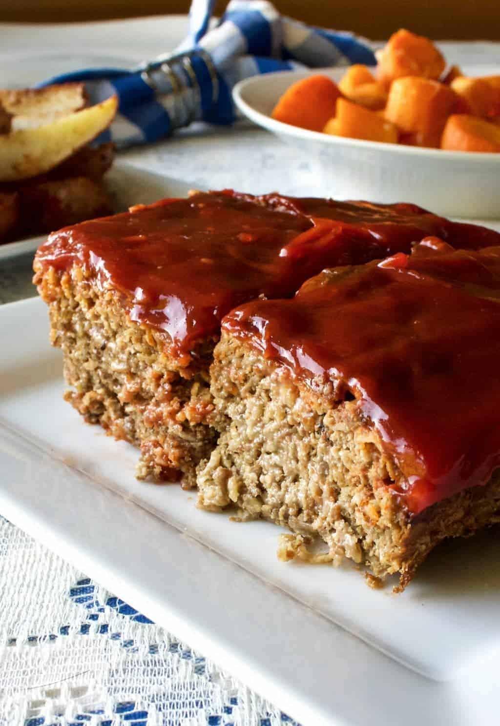 Meatloaf Homemade Food Junkie
