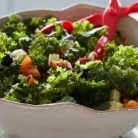 Fall Kale Salad