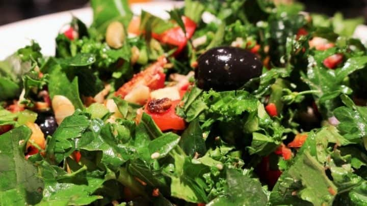 fall garden salad - Garden Salad Recipe