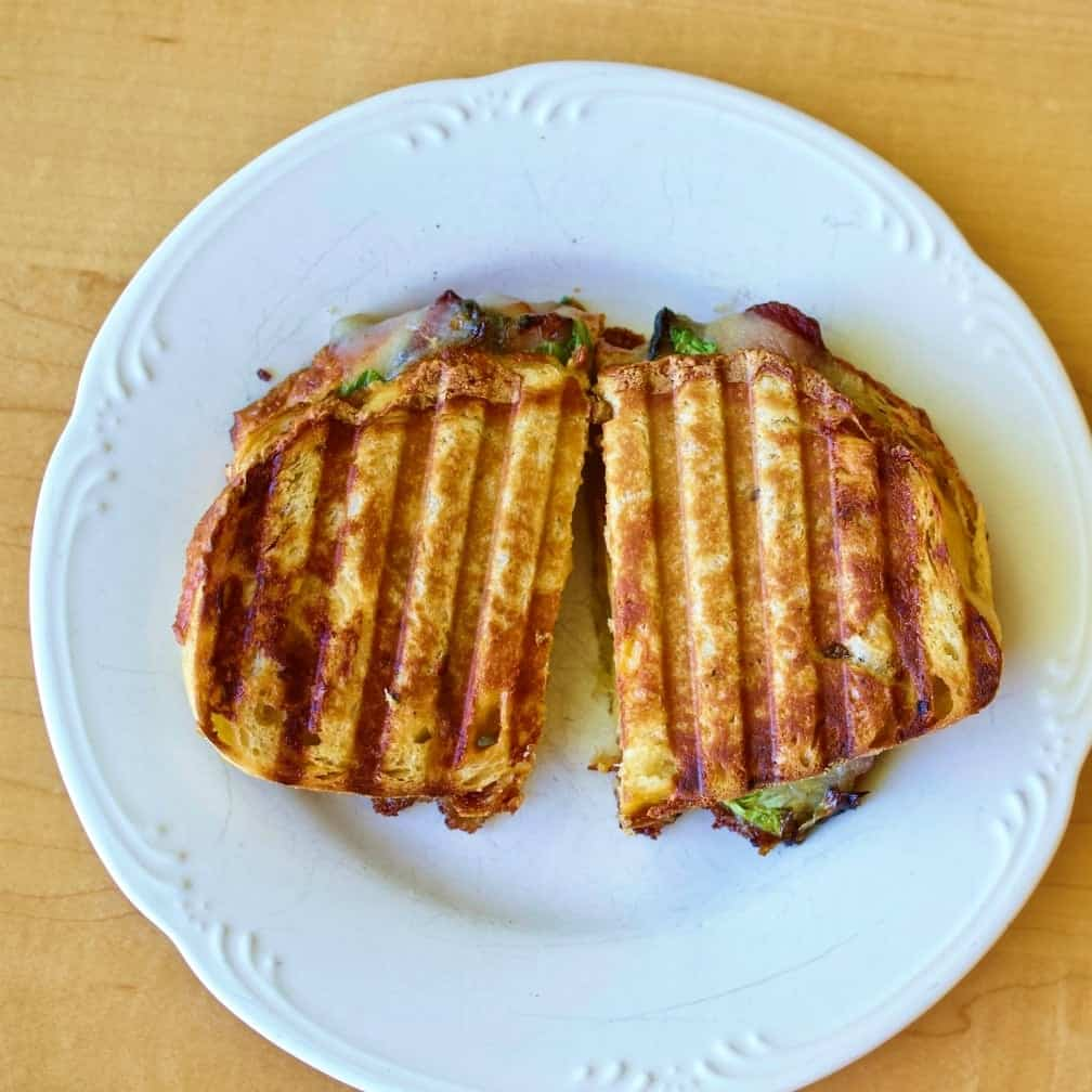 Southwest Toasted Cheese Sandwich