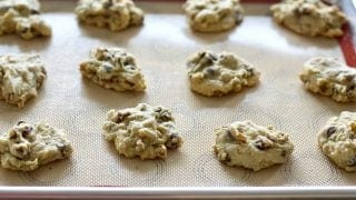 Creamy Chocolate Chip Cookies