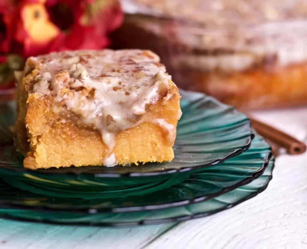 Sweet Potato Cinnamon Cake