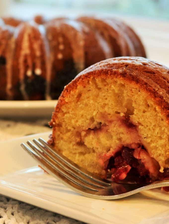 cranberry bundt cake fresh apple pie bundt cake blueberry lemon ...
