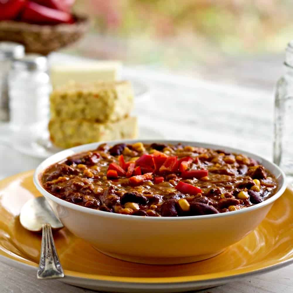 Game Day Chili Recipe