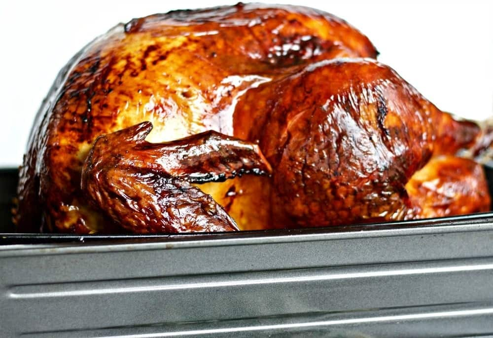 Brining And Roasting a Turkey