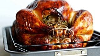 Brining and Roasting Turkey