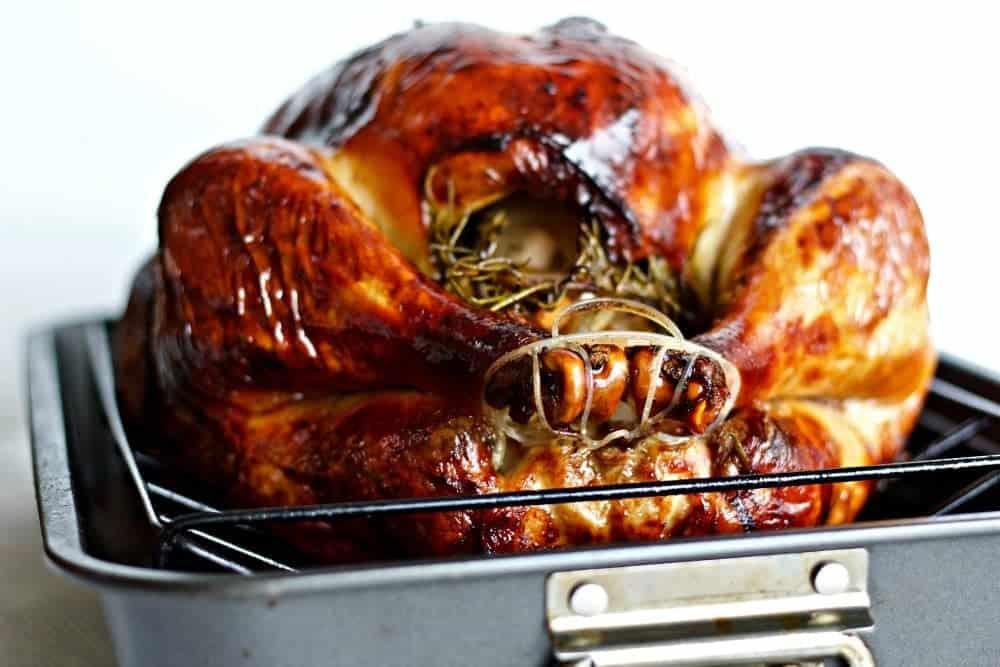 Brining And Roasting a Turkey