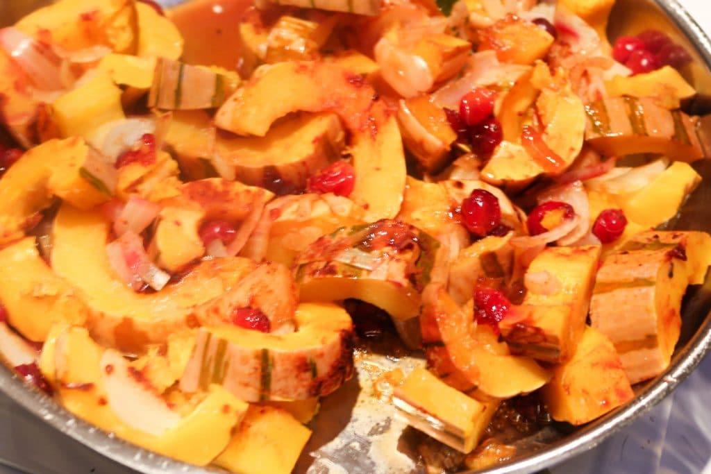 Black Rice Winter Stir Fry - Homemade Food Junkie