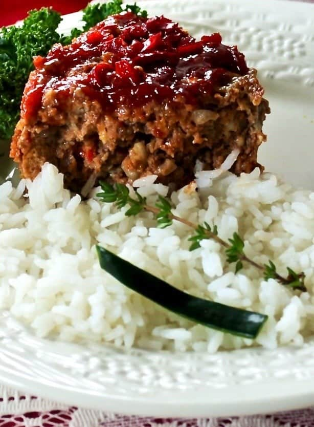 Meatloaf For a Dinner Party