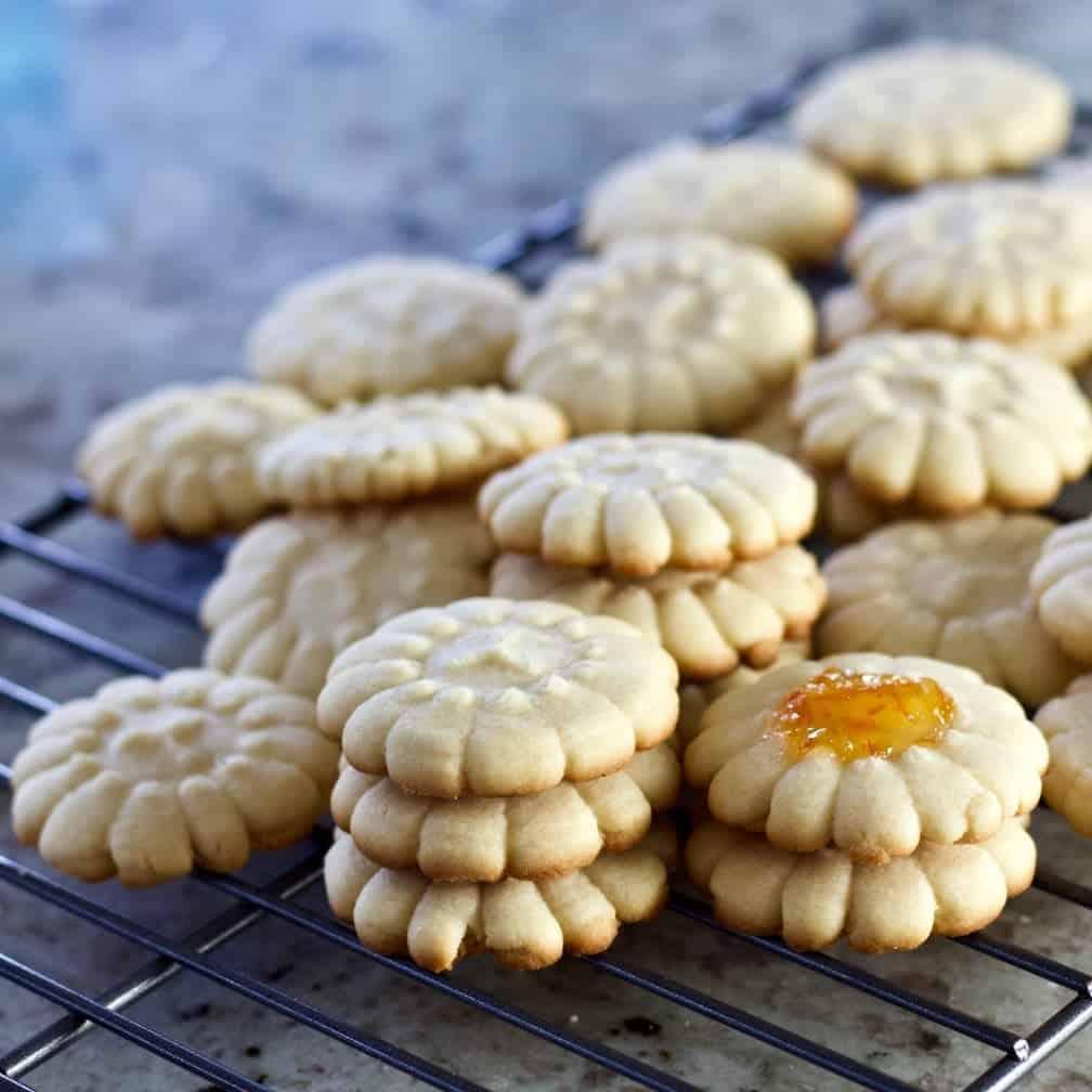 Pressed Spritz Cookies