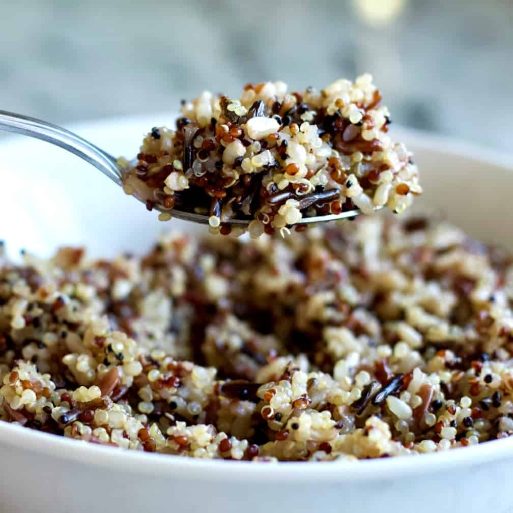 Brown Rice Quinoa Blend
