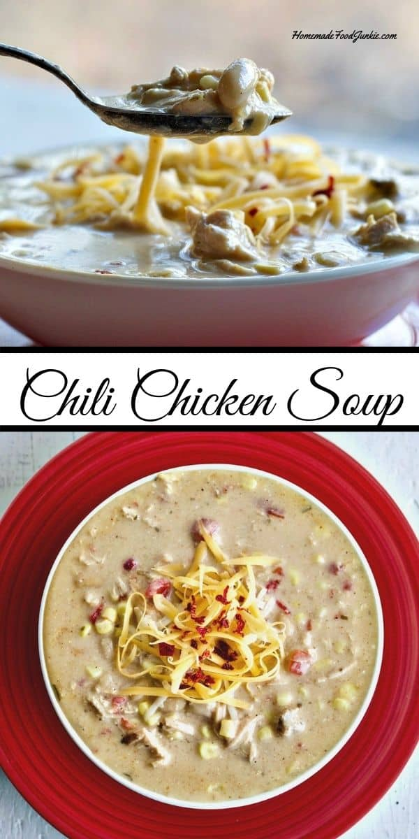 Chili Chicken Soup Pin Image