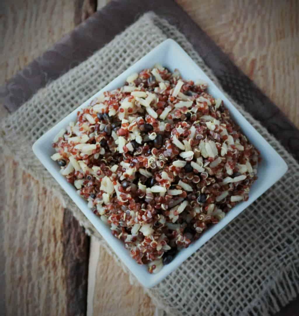 Brown Rice Quinoa Blend
