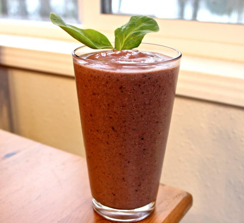 Nutritious Breakfast Smoothie