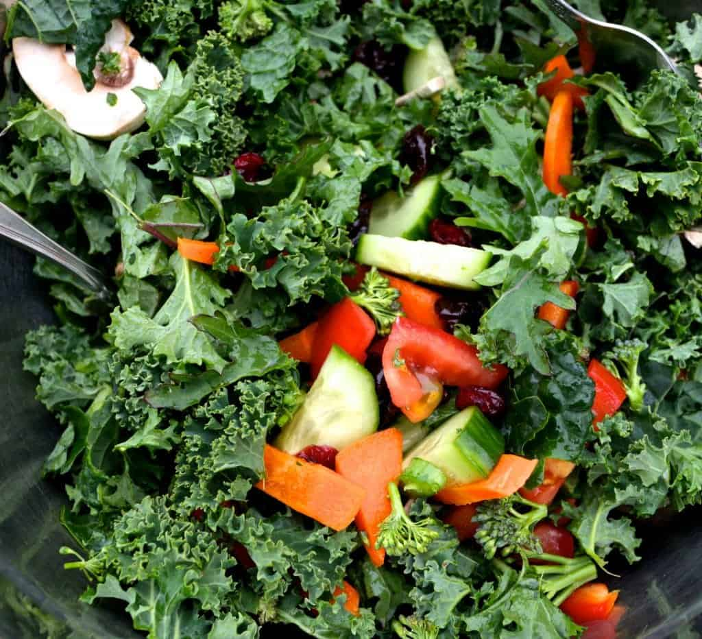 how to cook kale greens in crock pot