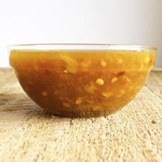 Asian Orange sauce