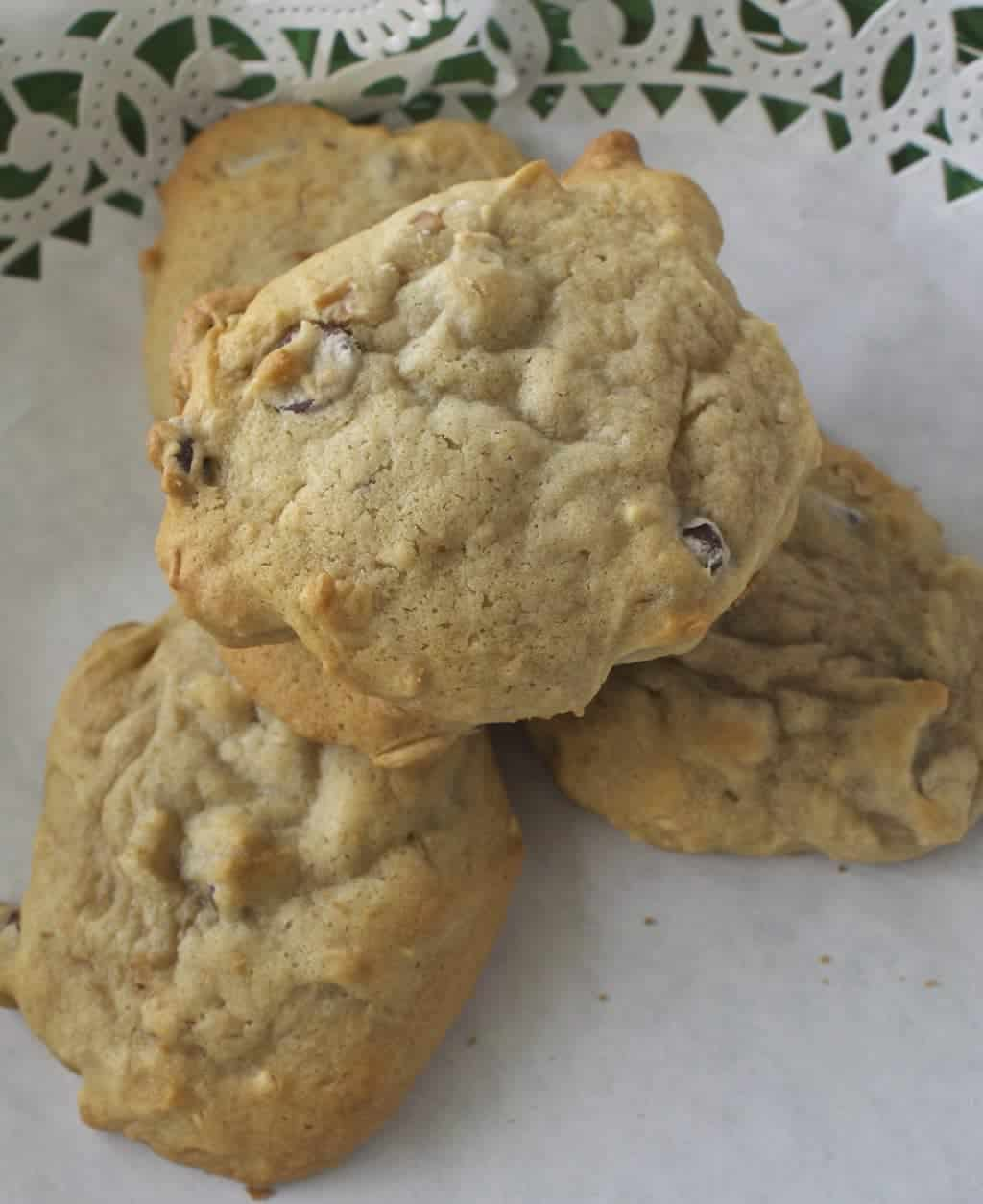 Creamy Chocolate Chip Cookies | Homemade Food Junkie