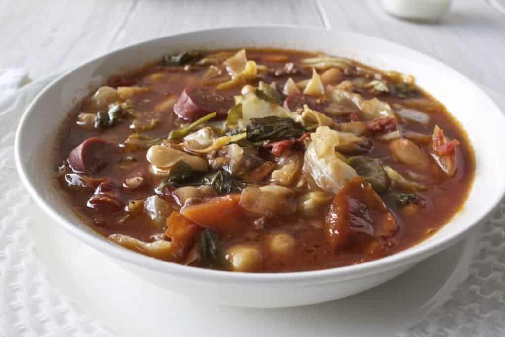 Cabage Beef Stew