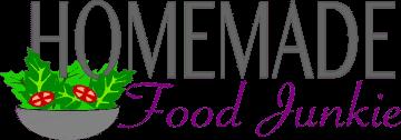 Homemade Food Junkie logo