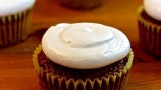 Gourmet Carrot Cake Cupcakes