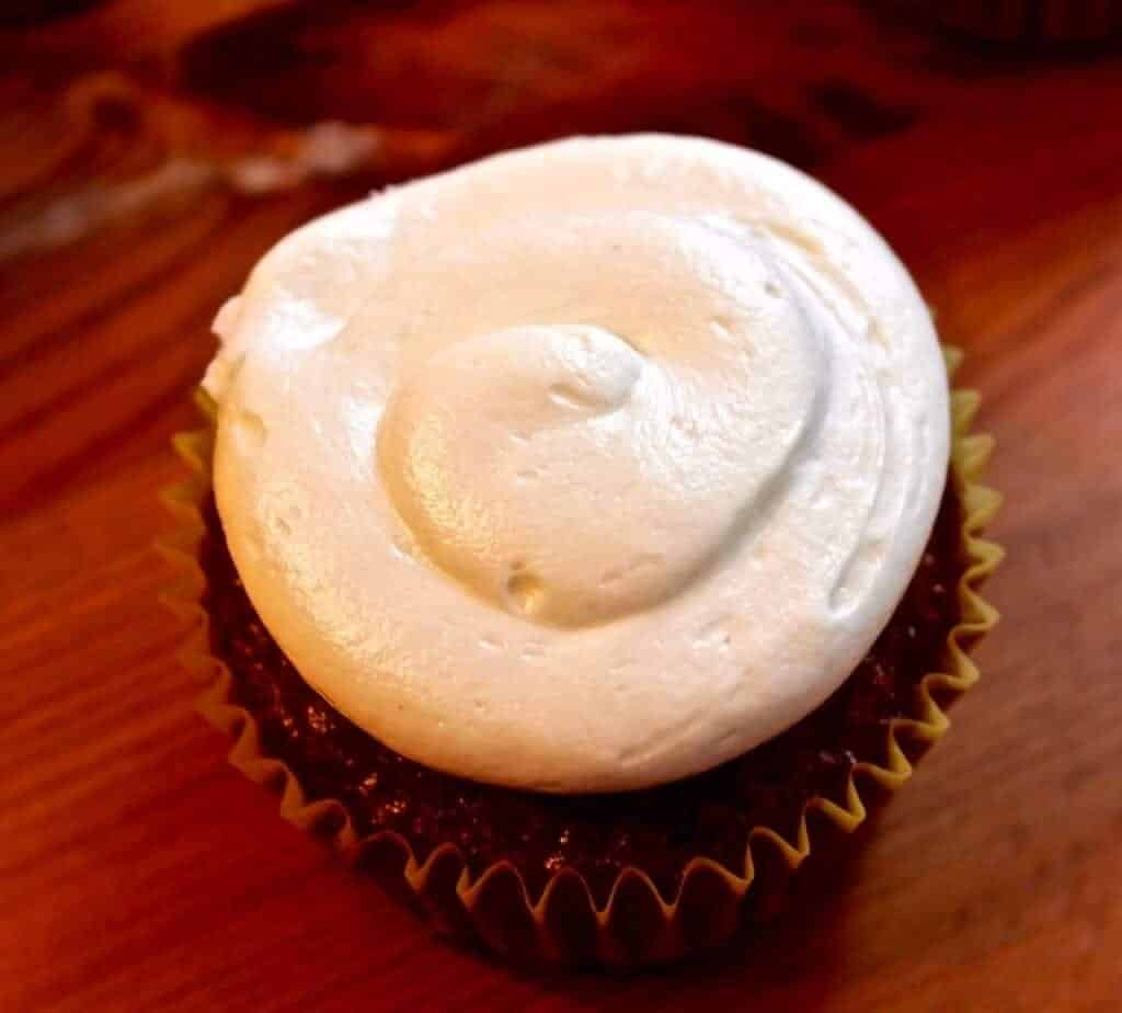 Gourmet Carrot Cake Cupcakes. A delicious recipe by Ad Hoc's Chef Thomas keller!