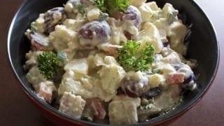 Spring Medley Potato Salad