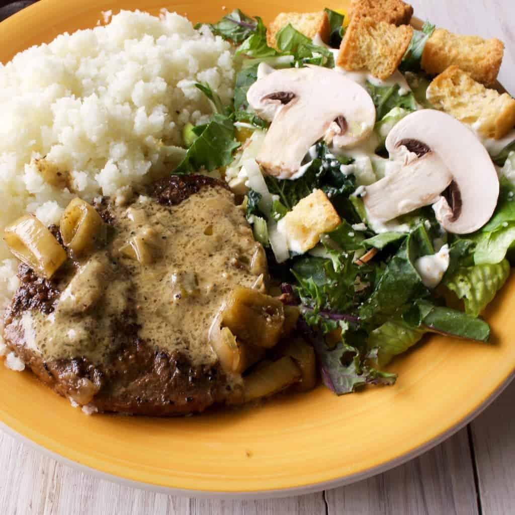 Crock Pot Beef Dijon