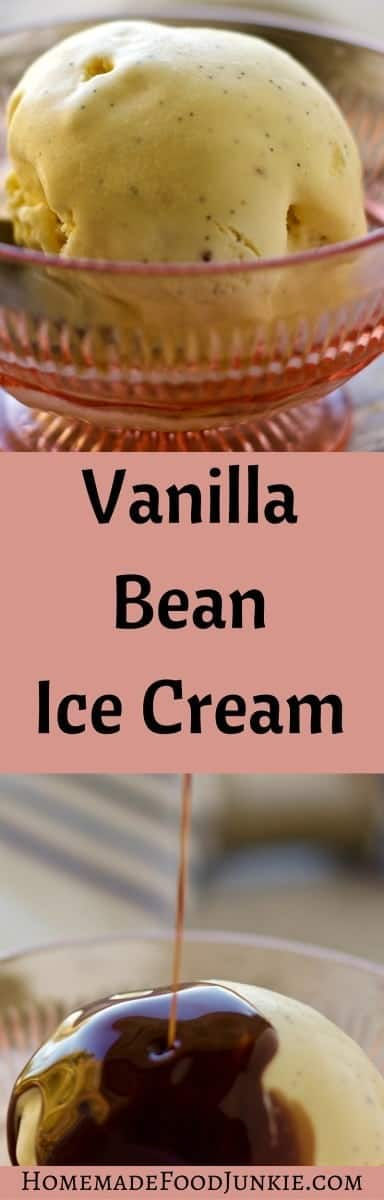 French Vanilla Bean Ice Cream