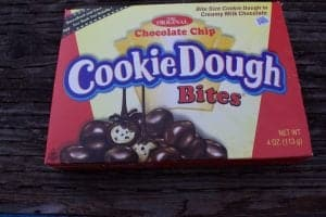 Strawberry Cookie dough Ice Cream
