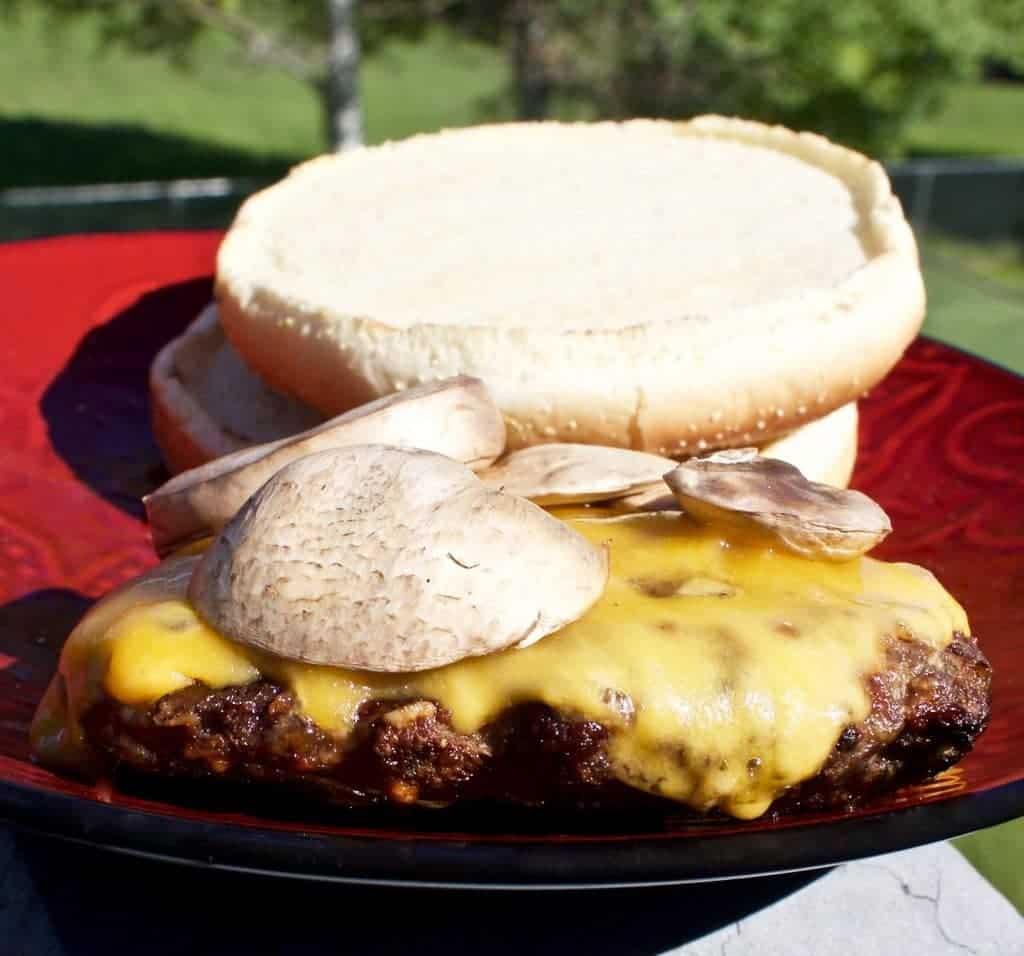 Nathan's Italian Style hamburgers