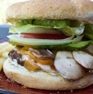 Nathan Homemade Hamburgers