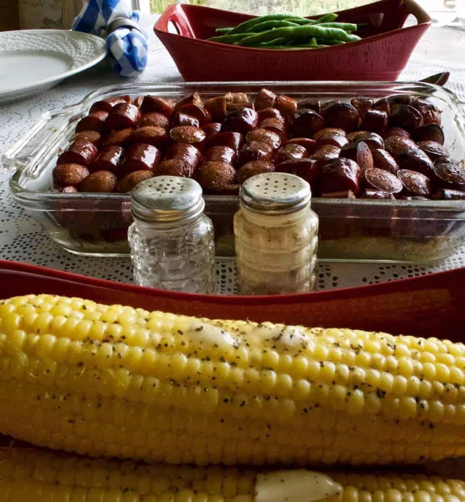Sausage Sauerkraut Casserole