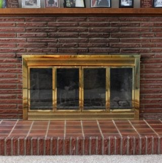 DIY Fireplace Overhaul Part
