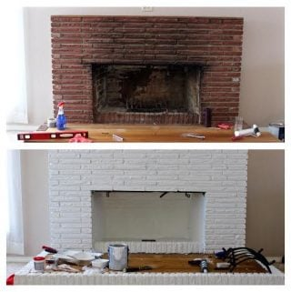 DIY Fireplace Overhaul Part 2