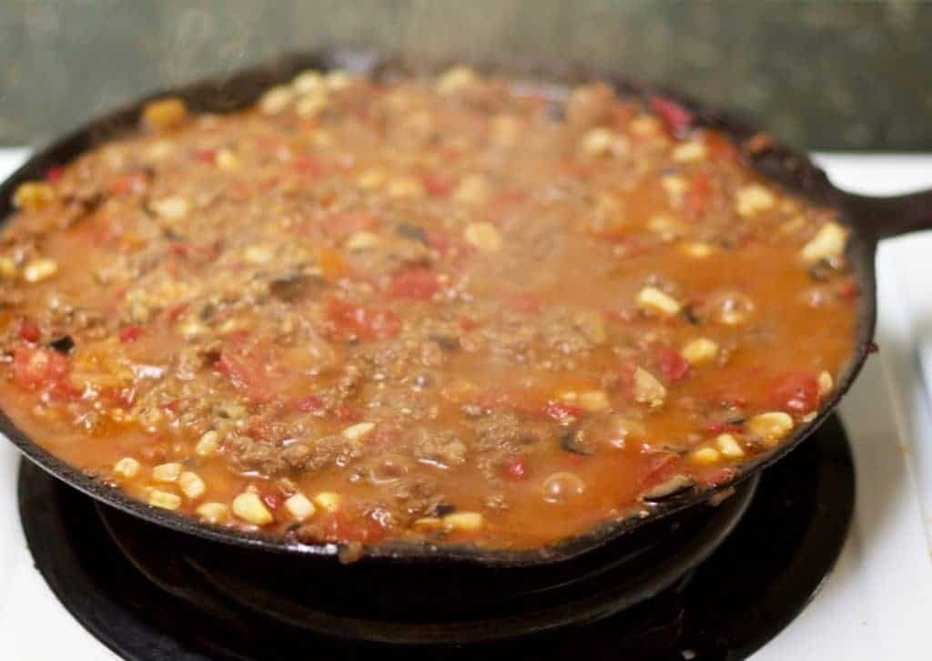 Rustic Tamale Pie Recipe