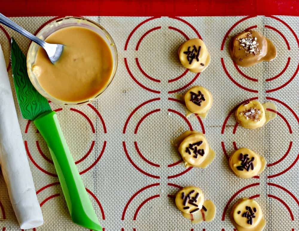 Holiday candies recipe easy to make and them for gifts and parties.