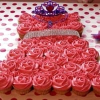Princess Cupcake Dress b HomemadeFoodJunkie.com
