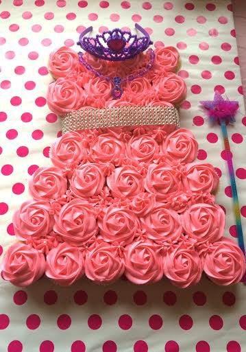 Princess Cupcake Dress recipe