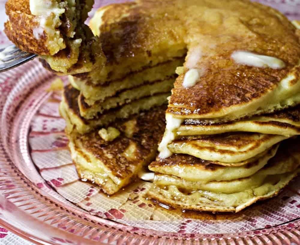Grace Harbor Farms Buttermilk Pancakes