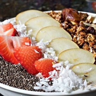 Kefir Smoothie Bowl