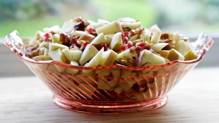 Apples Medley Salad